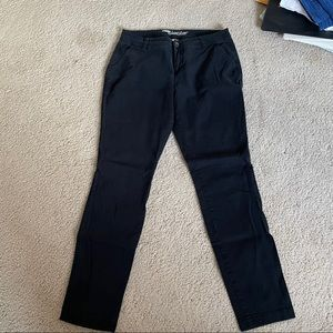 fitting pants